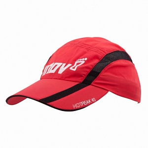 Inov-8 Кепка Hot Peak 40, Red - Black