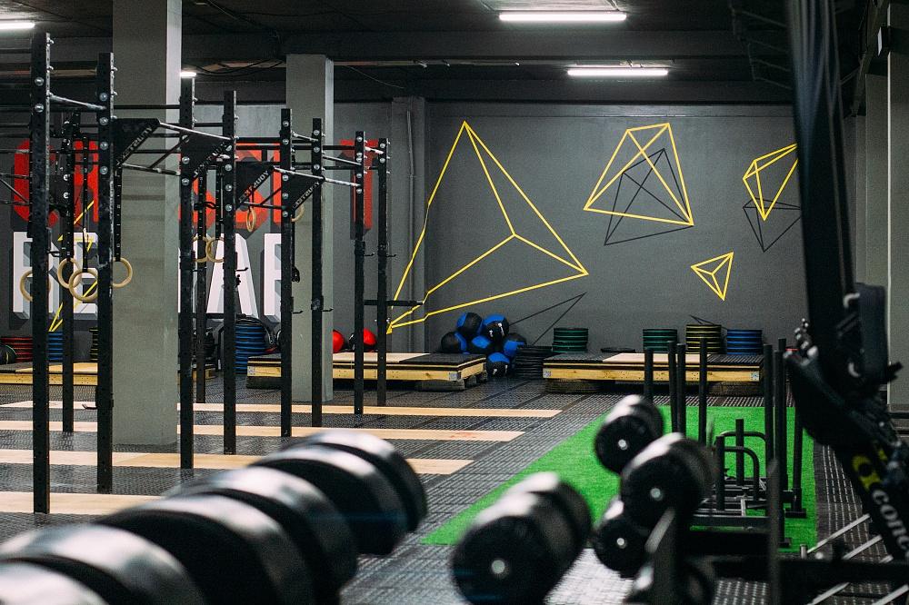 Фото кроссфит зала в красноярске