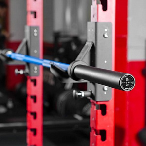 Гриф CrossTraining Bar XF-20, BLUE - BLACK