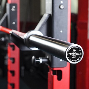Гриф CrossTraining bar XF-20 RED - CHROME