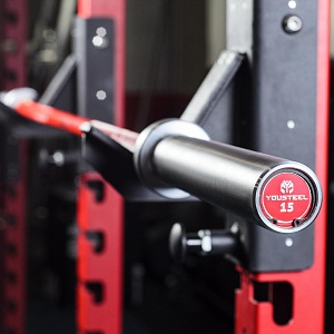 Гриф CrossTraining bar XF-15 RED - CHROME