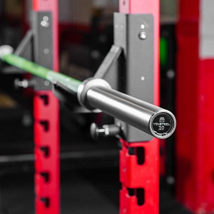 Гриф CrossTraining Bar XF-20, GREEN - CHROME