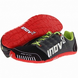 Кроссовки Inov-8 Bare-xf 210, Forest - Black - Red - Lime