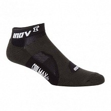 Носки Inov-8 Racesoc low, Grey - Black